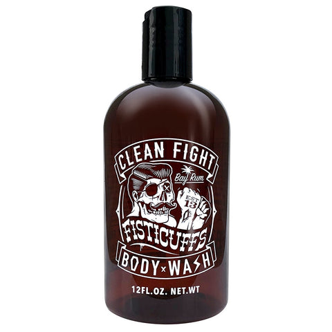 FISTICUFFS GEL DE DUCHA BAY RUM-355 ml.