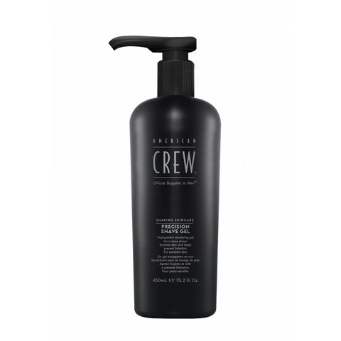 AMERICAN CREW PRECISION SHAVE GEL-450 ml