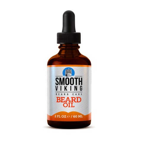 SMOOTH VIKING ACEITE PARA BARBA