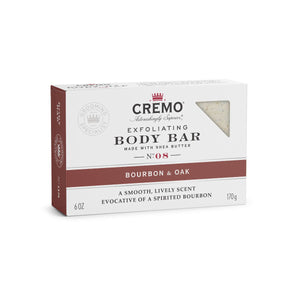 CREMO BODY BAR-BARRA LIMPIADORA-Bourbon & Oak