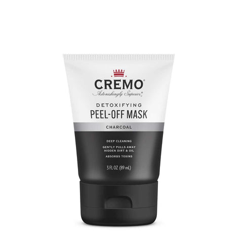 CREMO PEEL OF MASK-CHARCOAL