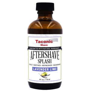 TACONIC AFTER SHAVE SPLASH LIMA LAVANDA