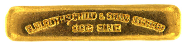 Rothschild Gold Bar
