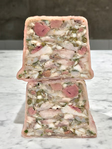 Bass Grouper Terrine