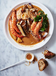 MOTHER'S DAY / PICK UP SATURDAY 8 MAY  / 2 SERVES / Bouillabaisse