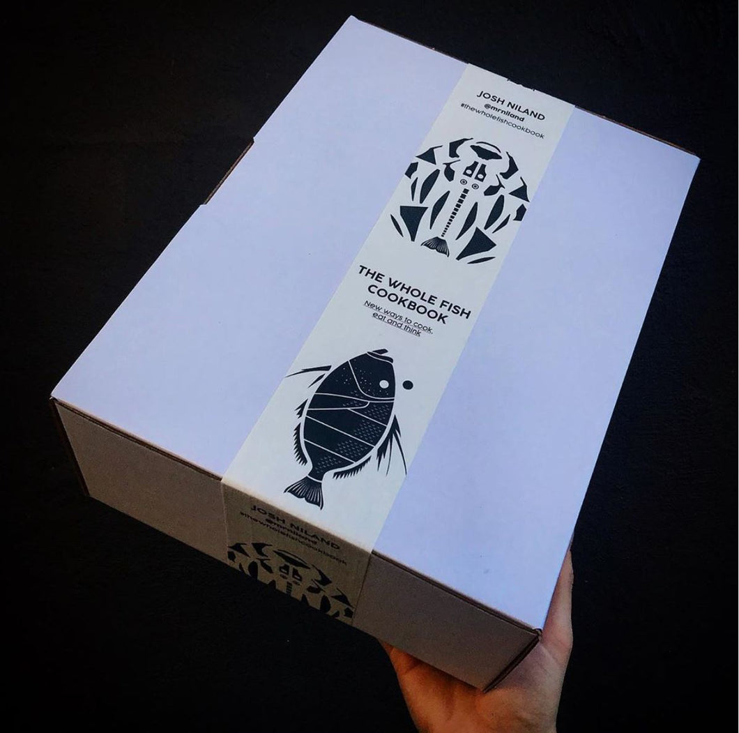 The Whole Fish Cookbook & Fish Weight - PREORDER ONLY OUT OF STOCK, NEW STOCK ARRIVING LATE NOVEMBER