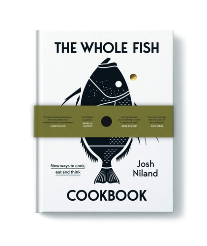 The Whole Fish Cookbook OUT OF STOCK - PREORDER SHIPS LATE NOVEMBER