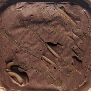 WEDNESDAY 28 OCTOBER / Chocolate Gelato & Murray Cod Fat Caramel / 500ml