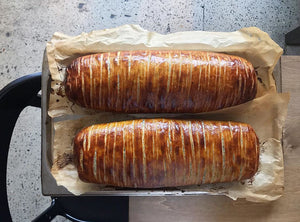 8. CHRISTMAS EVE OCEAN TROUT WELLINGTONS WITH JOSH NILAND / 24 DECEMBER
