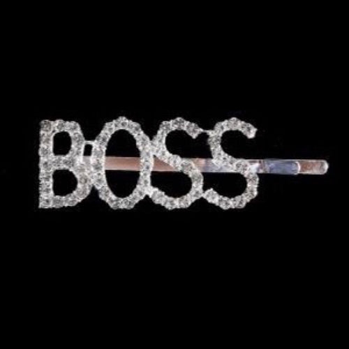 BOSS HAIR PIN