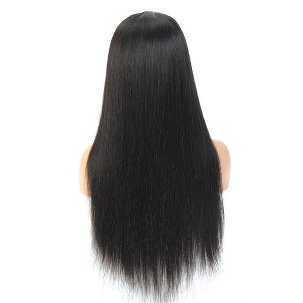 Brazilian Straight (4x4) Closure Wig