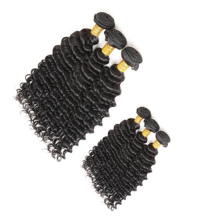 Brazilian Loose Curly Bundle Deals