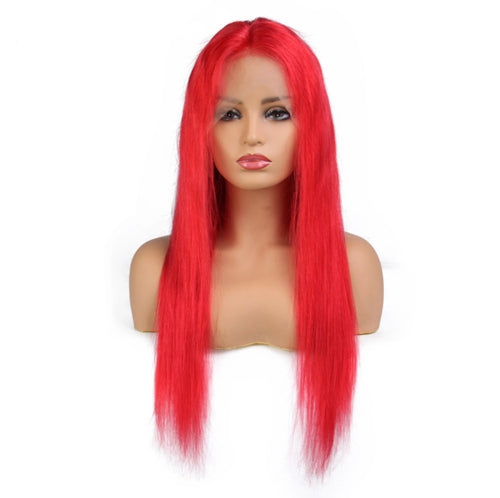 Brazilian Straight (RED) Full Lace Unit