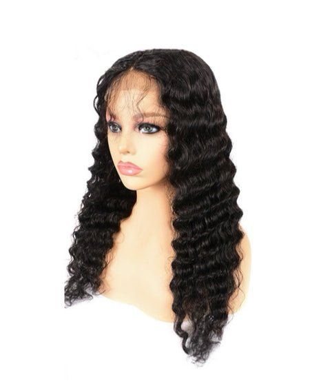 Brazilian Deep Wave Full Lace Unit