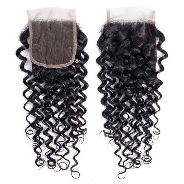 Brazilian Beach Wave Closure