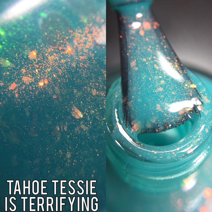 Tahoe Tessie is Terrifying