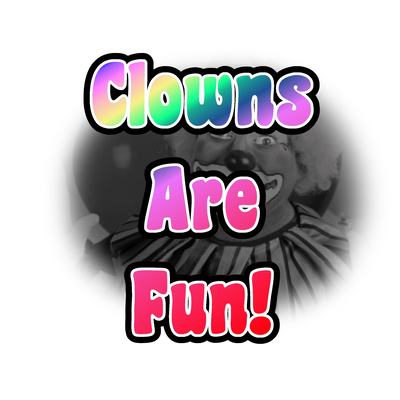 Clowns are Fun! - Meringue