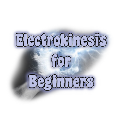 Electrokinesis for Beginners - Scroap