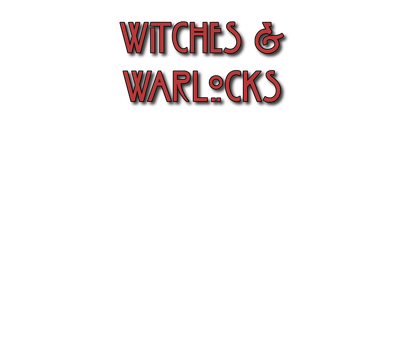 Witches and Warlocks Scent
