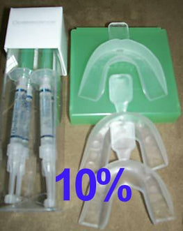 Opalescence 10% Mint 4 syringes & 3 Bleaching Tray Kit