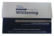 Crest WhiteStrips Supreme (84 Strips)