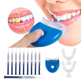 ORGANIC NON PEROXIDE TEETH WHITENING KIT