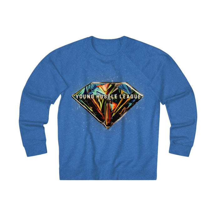 YHL Diamonds Unisex Crew Neck