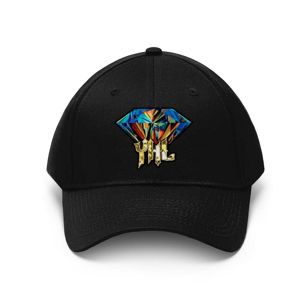 YHL Diamond Dad Hat