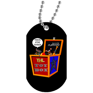 YHL Toy Box Dog Tag