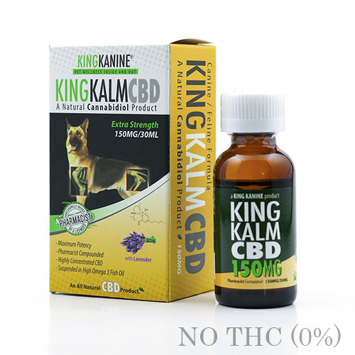 KING KALM CBD 150MG FOR PETS BY GREEN ROADS