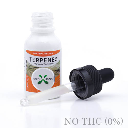 Original Nectar CBD TERPENES OIL BY GREEN ROADS