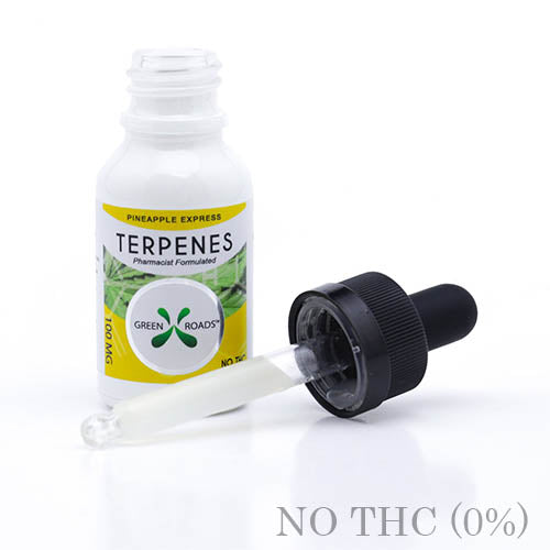 Pineapple Express CBD TERPENES Oil by Green Roads