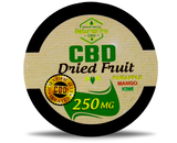 Natures Tru CBD Edibles Dried Fruit