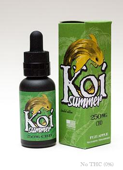 Fuji Apple - CBD BY KOI - SUMMER- 30ml