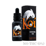 White Flavorless Additive CBD BY KOI - 30ml