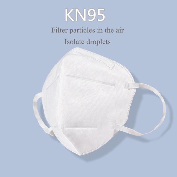 KN95 Surgical Face Mask Anti Pollution Corona Virus Mouth Mask Particulate Respirator