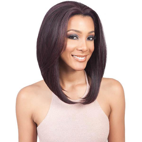 Bobbi Boss Synthetic Deep Part Swiss Lace Front Wig - MLF211 KENYA