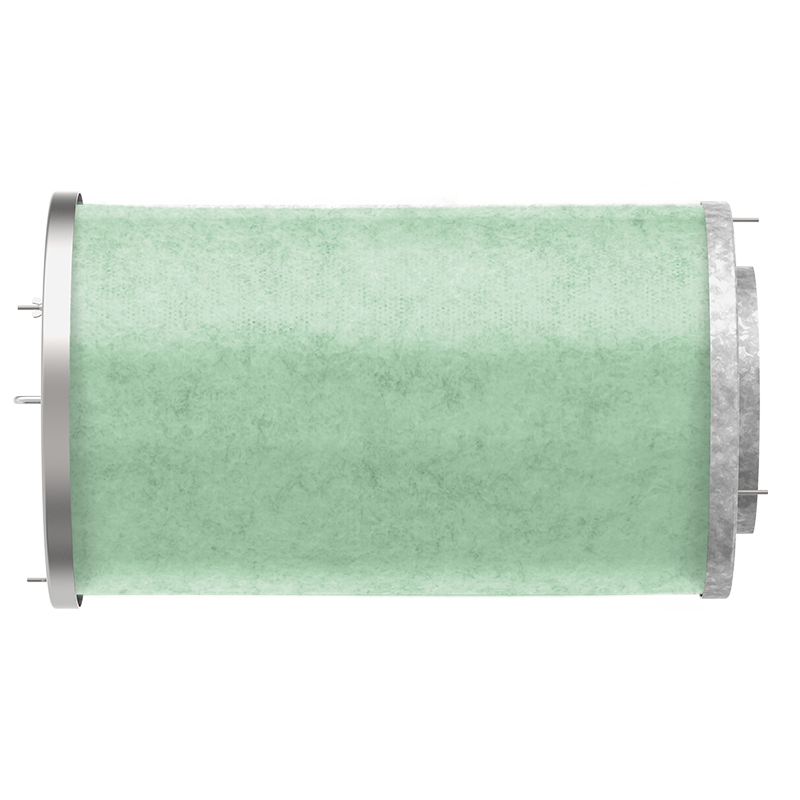 "Blade Filters BF824i - 800 CFM - 8""x24"" (Carbon Cartridge)"