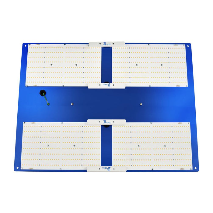 Horticulture Lighting Group HLG 600 V2 BSpec Full-Spectrum 600W Quantum Board LED Grow Light (Veg)
