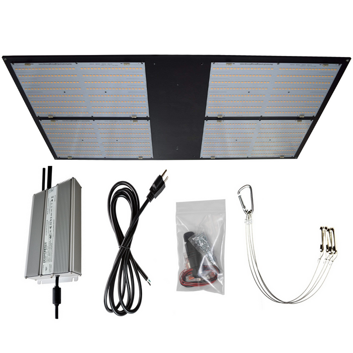 Horticulture Lighting Group HLG-600H Quantum Board V2 B-Spec DIY Kit - 620 Watt