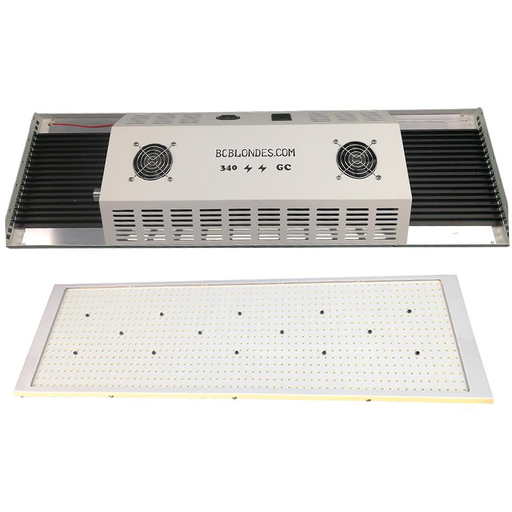 BC Blondes GCI 340 LED Grow Light