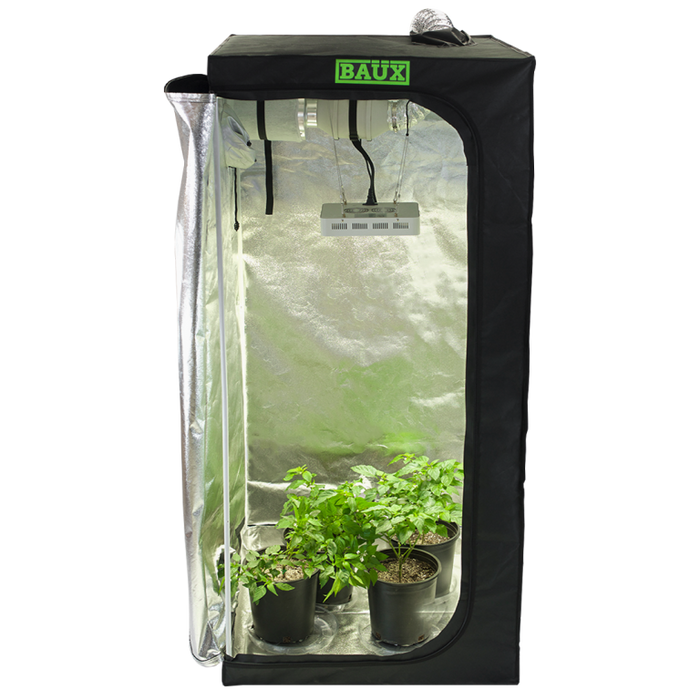 Baüx Industries 2' x 4' Complete Grow Tent Kit