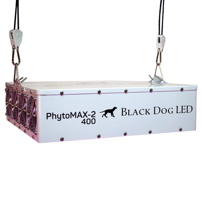 Black Dog LED PhytoMAX-2 400 Full Spectrum Plant LED Grow Light