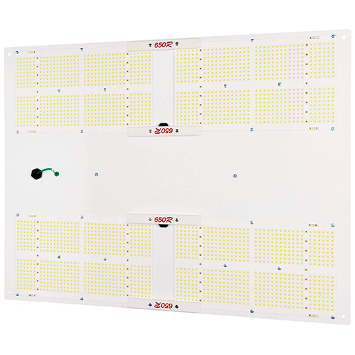 Horticulture Lighting Group HLG 650R Full-Spectrum 630W Quantum Board LED Grow Light (Full Cycle)