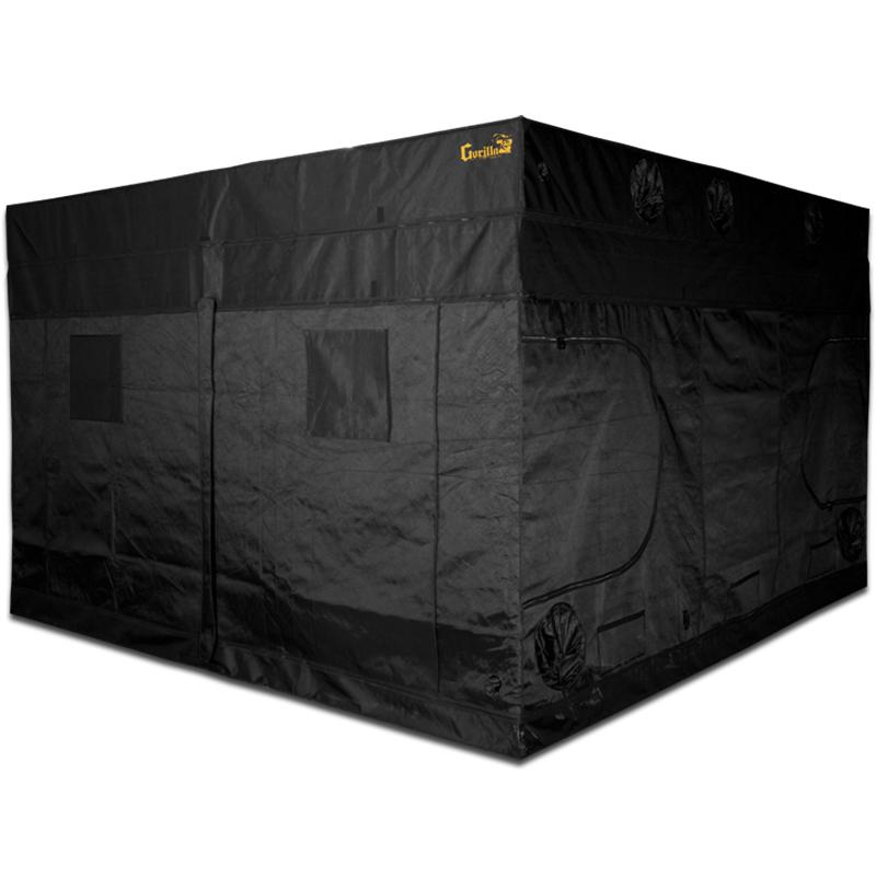 Gorilla Grow Tent Original 10' x 10' Heavy Duty Hydroponics Grow Tent