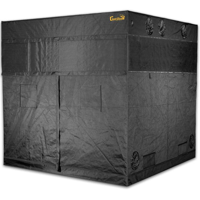 Gorilla Grow Tent Original 9' x 9' Heavy Duty Hydroponics Grow Tent