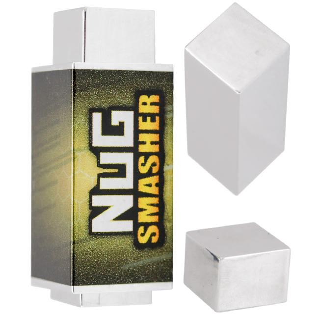 Nugsmasher Mini Pre Press Mold Small Square