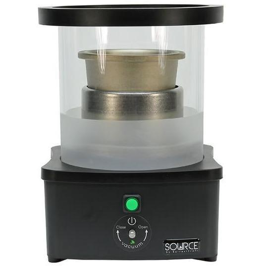 ExtractCraft The Source Turbo Home Alcohol Vacuum Extractor Machine