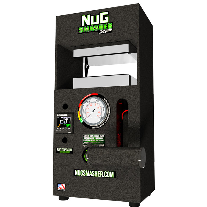 NugSmasher XP 12 Ton Manual Rosin Tech Press - Right Bud