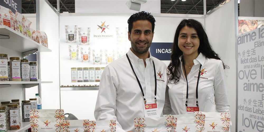 Inca's Treasure Featured on NBC at the Fancy Foods Show in NYC